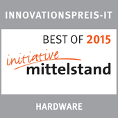 Best of 2015 Signet der Initiative Mittelstand