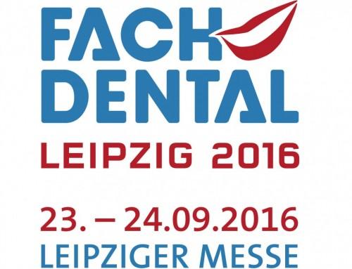 Hygienetastatur Purekeys auf der Fachdental Messe in Leipzig vom 23.- 24.09.2016