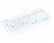 Purekeys 40104900 Hygienetastatur Touchpad weiß
