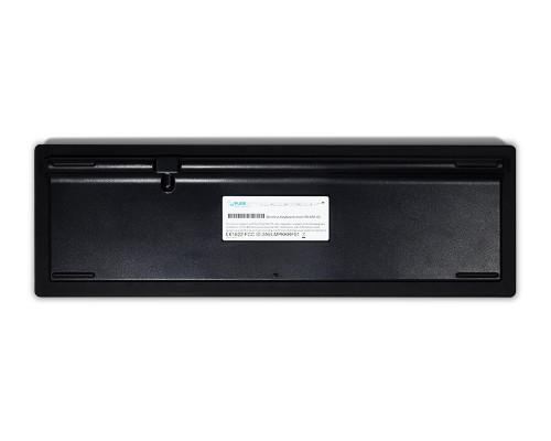 Purekeys 50004902 kabellose Medizintastatur schwarz Boden