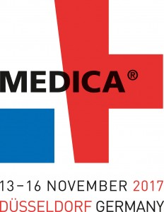 Purekeys Hygienetastatur - Logo Medica 2017