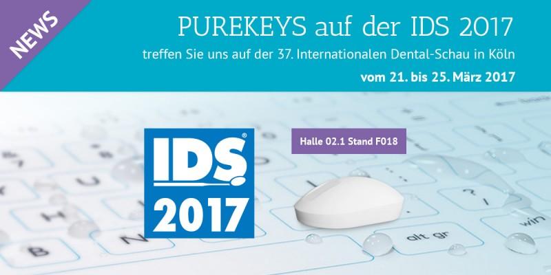 Veranstaltungen-PUREKEYS-Hygienetastatur-IDS2017-1200x600